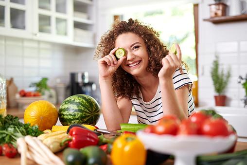 Avoir une bonne alimentation au quotidien