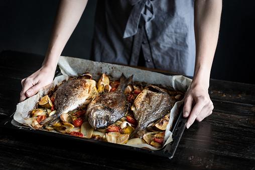 Comment préparer un poisson au four plus simple?